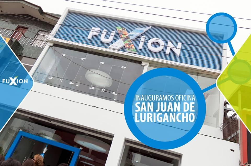 Fuxion San Juan de Lurigancho