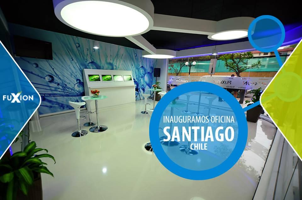 Oficinas de Fuxion en Chile 0
