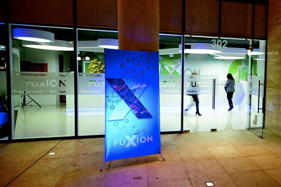 Oficinas de Fuxion en Chile 1