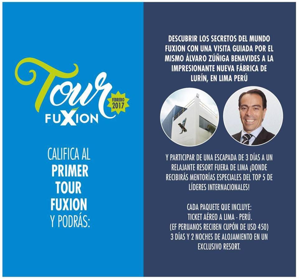 Fabrica de Fuxion en Peru 1
